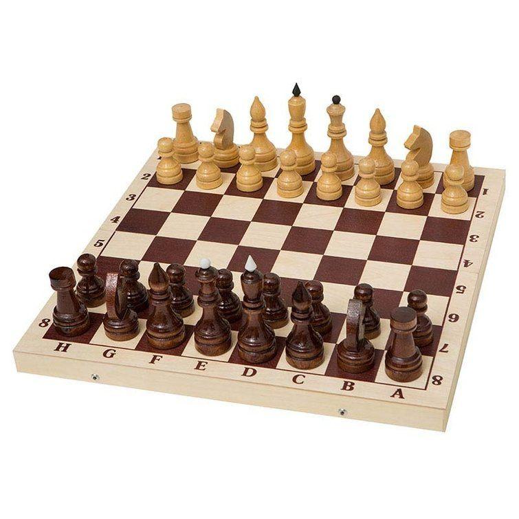 Фото Шахматы Турнирные с утяжелителями