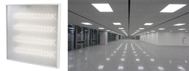 Универсальные LED панели Экола для потолка