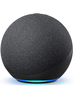 Умная колонка Amazon Echo Dot 4th Gen, charcoal