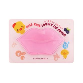 Tony Moly Kiss Kiss Lovely Lip Patch - Патч для губ