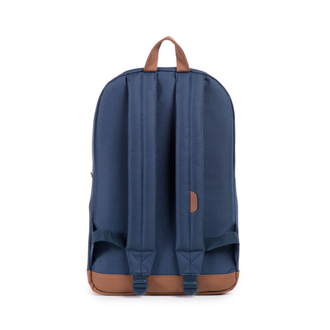 Рюкзак Herschel Pop Quiz Navy/Tan Synthetic Leather
