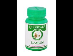 Ласуна от холестерина, для сосудов (Lasun) Goodcare, 60 капсул