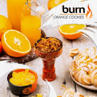 Табак Burn Orange Cookies 100 гр.