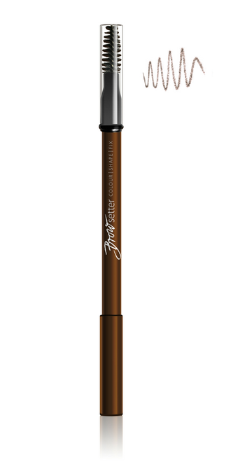 Карандаш для бровей (Light Brown) Browsetter Browpencil Paese