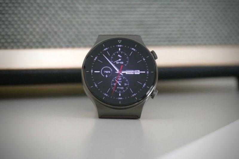 Первый взгляд Huawei Watch GT2 Pro. Заявка на премиум