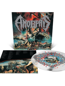 AMORPHIS The karelian isthmus LP