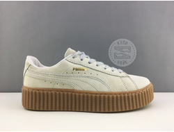 Puma Creeper by Rihanna белые (37-41) Арт. 003МF