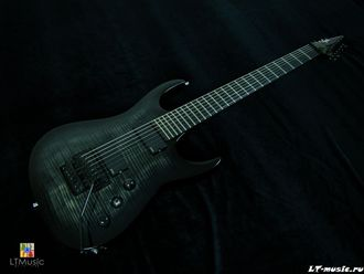 Agile Interceptor Pro 727 EB EMG Black Flame (копия)