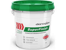 Шпатлевка Danogips SuperFinish (Шитрок) 28 кг (17 л)