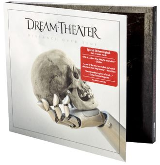 Dream Theater - Distance Over Time CD DIGI
