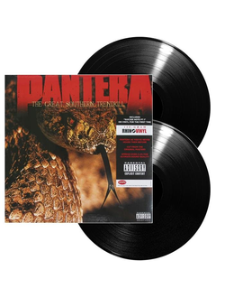 PANTERA - The great southern trendkill 2-LP
