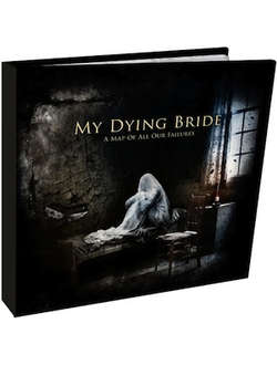 My Dying Bride A Map of All Our Failures CD & DVD Digibook
