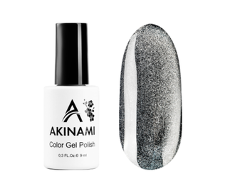 Akinami Cat Eye Silver, 9 мл
