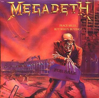 Megadeth - Peace Sells... But Who's Buying? CD