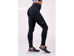 Леггинсы High waist Fit&Smart leggings 505 Черные