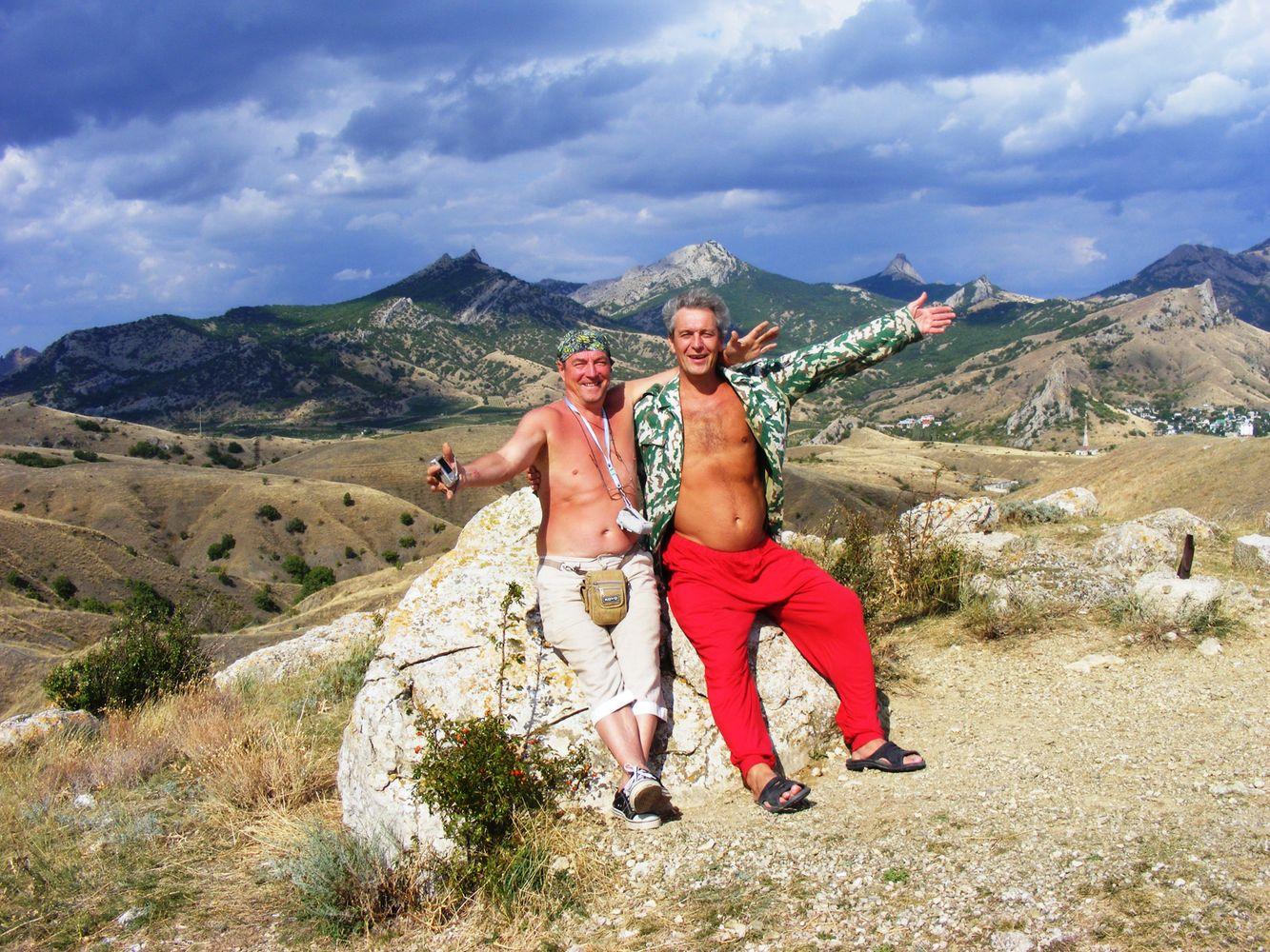 Индивидуальный тур, встречаем в горах