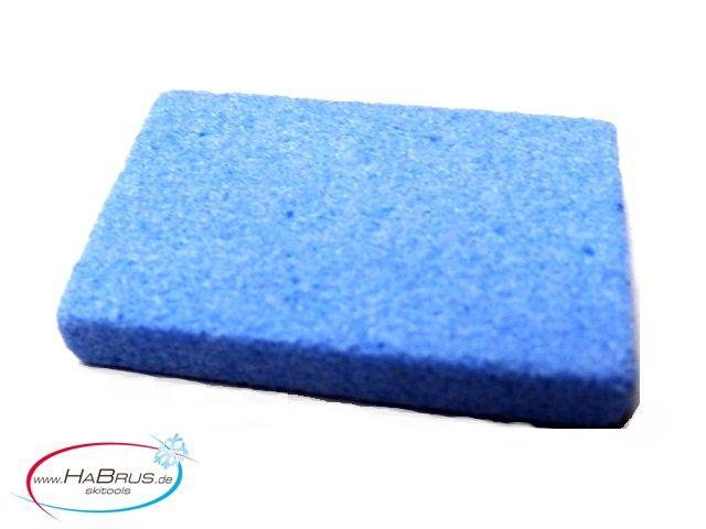 Камень из оксида алюминия, синий