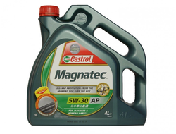Масло Castrol Magnatec 5/30 АР 4л