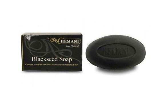Мыло с черным тмином