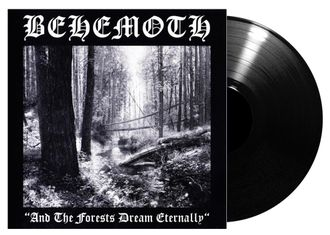 BEHEMOTH And the forests dream eternally LP