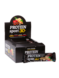 Protein Bar 30% Effort 50g