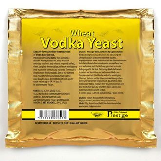 PRESTIGE WHEAT VODKA, 72гр