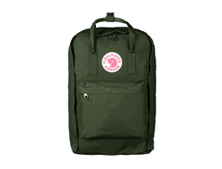 Рюкзак Kanken Laptop 17 Forest Green зеленый