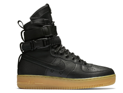 Nike special field air force 1 черные (36-45) Арт. 071M-А