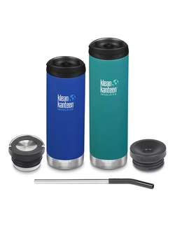 Набор Klean Kanteen Coffee and Tea Kit (4 предмета)