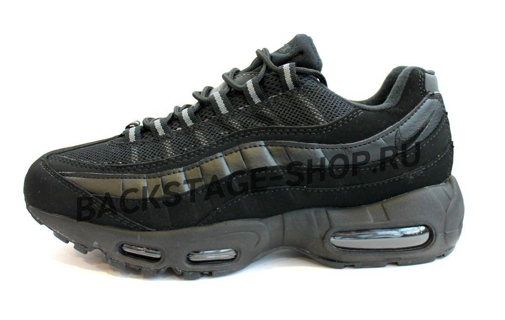 2c31fd27be49 Кроссовки Nike Air Max 95   Купить кроссовки Nike Air Max 95 black