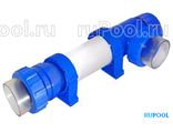 УФ-обеззараживатель Van Erp Blue Lagoon UV-C Salt Water Short 40000, 8 куб.м/ч, 40 Вт