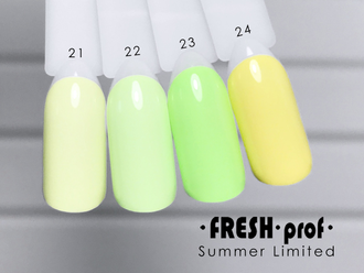 Гель-лак Fresh Prof Summer Limited