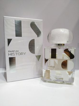 Fragrance World - History Blanc, 100 ml / (byredo Bal d'Afrique)