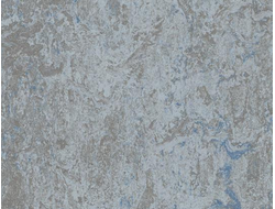 Линолеум Натуральный Мармолеум (Marmoleum Real) 3053 dove blue