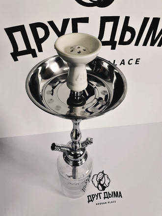Кальян Amy Deluxe Absolut Klick System 033