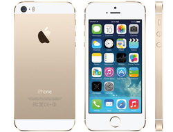 Apple iPhone 5S 16Gb Gold LTE