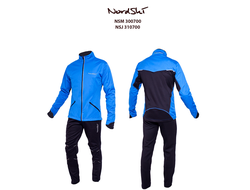 Костюм NordSki разминочный Premiume (Soft-Shell)