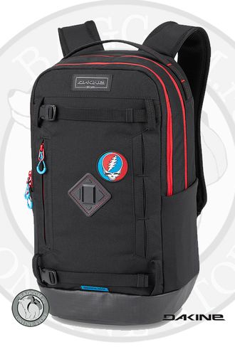 Dakine URBN Mission Pack 23L Grateful Dead