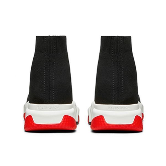 Balenciaga Speed trainer Черно-белые