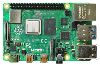 Raspberry Pi4B 2 Gb