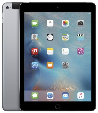 iPad Air 2 128gb WiFi+Cellular Space Gray