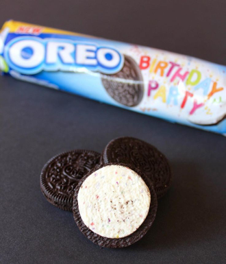 Печенье Oreo Birthday Party