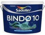 Краска для стен и потолков Садолин Биндо 10 Sadolin Bindo 10
