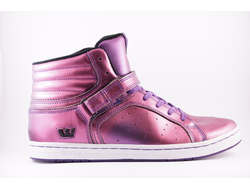 Кроссовки Supra Suprano High Purple
