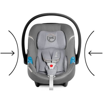 Cybex Aton M  Denim Blue