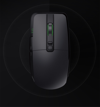 Мышь Xiaomi Mi Gaming Mouse Black USB