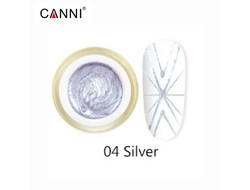 Canni 3D Spider Gel №4