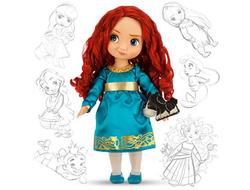 Малышка Мерида 2016 г / Disney Animators' Collection Merida Doll