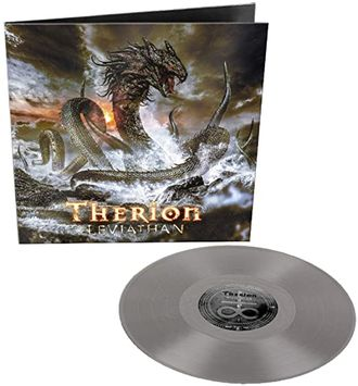 THERION - Leviathan LP US silver
