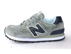 Кроссовки New Balance 574 Gray\Black